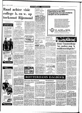 Rotterdamsch Parool / De Schiedammer 1968-06-14