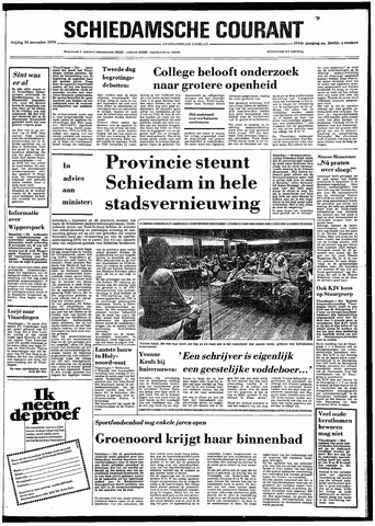 Rotterdamsch Nieuwsblad / Schiedamsche Courant / Rotterdams Dagblad / Waterweg / Algemeen Dagblad 1979-11-16
