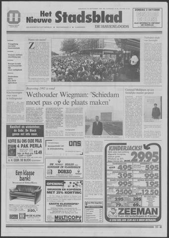 Het Nieuwe Stadsblad 1994-09-28