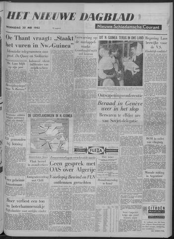 Nieuwe Schiedamsche Courant 1962-05-30