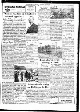Rotterdamsch Nieuwsblad / Schiedamsche Courant / Rotterdams Dagblad / Waterweg / Algemeen Dagblad 1964-01-09