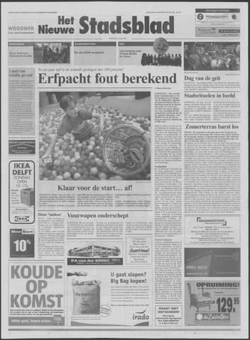 Het Nieuwe Stadsblad 2004-07-21