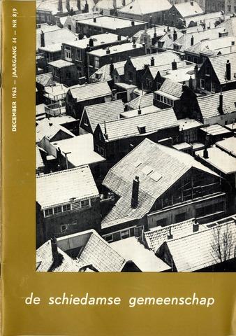 Schiedamse Gemeenschap (tijdschrift) 1962-12-01