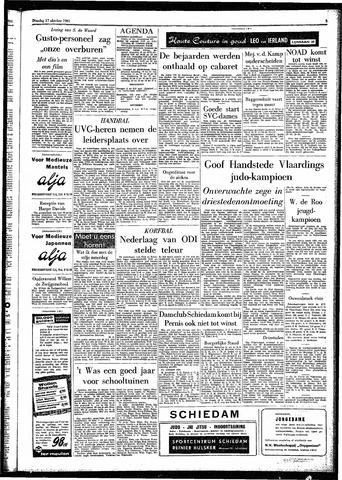 Rotterdamsch Parool / De Schiedammer 1961-10-17