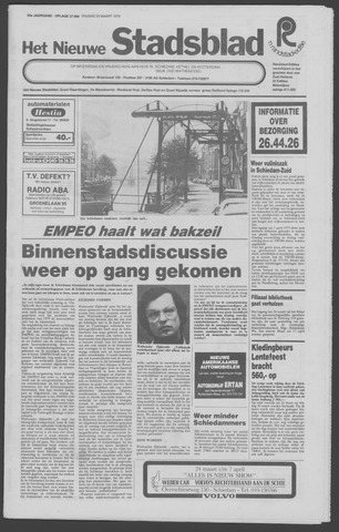 Het Nieuwe Stadsblad 1979-03-23