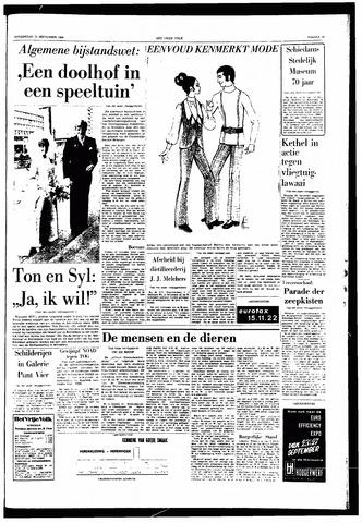 Het Vrije volk 1969-09-25