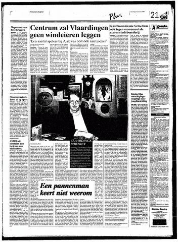 Rotterdamsch Nieuwsblad / Schiedamsche Courant / Rotterdams Dagblad / Waterweg / Algemeen Dagblad 1998-12-05