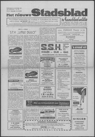 Het Nieuwe Stadsblad 1961-10-18