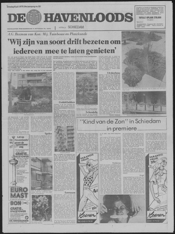 De Havenloods 1975-07-08