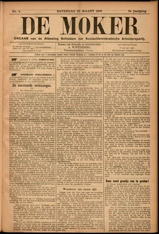 De Moker 1905-03-25