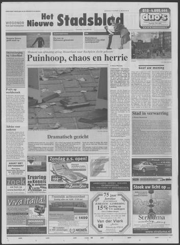 Het Nieuwe Stadsblad 2005-10-12