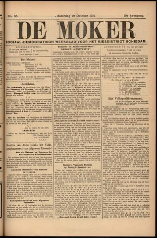 De Moker 1910-10-29