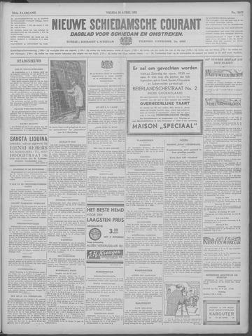 Nieuwe Schiedamsche Courant 1933-04-28