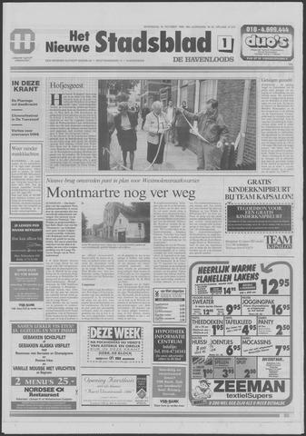 Het Nieuwe Stadsblad 1996-10-16