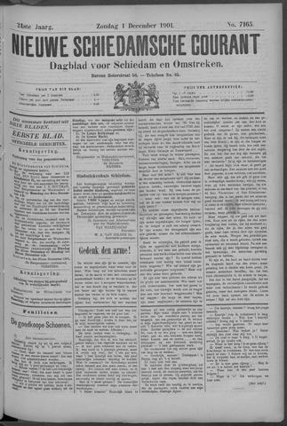 Nieuwe Schiedamsche Courant 1901-12-01