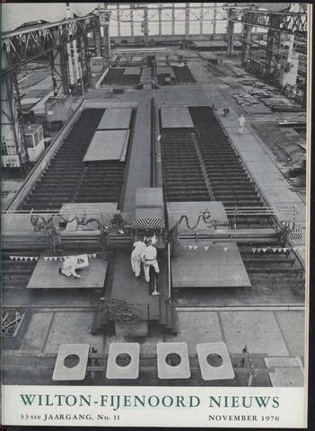 Wilton Fijenoord Nieuws 1970-11-01