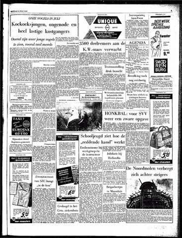 Rotterdamsch Parool / De Schiedammer 1962-07-06
