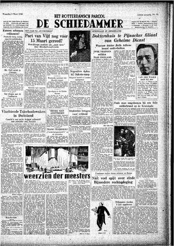 Rotterdamsch Parool / De Schiedammer 1948-03-03