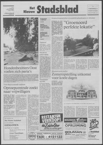 Het Nieuwe Stadsblad 1992-08-07