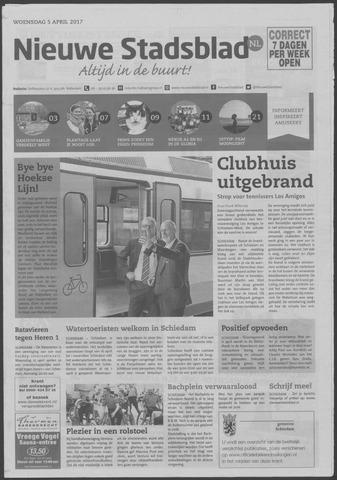 Het Nieuwe Stadsblad 2017-04-05