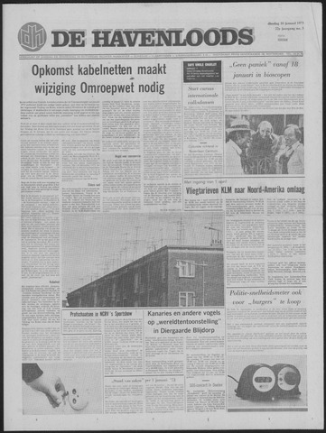 De Havenloods 1973-01-16