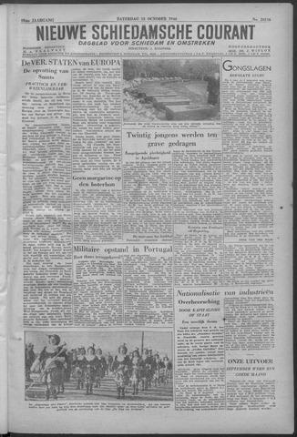 Nieuwe Schiedamsche Courant 1946-10-12