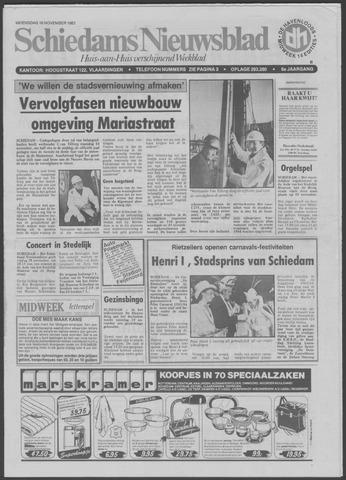 Schiedams Nieuwsblad 1983-11-16