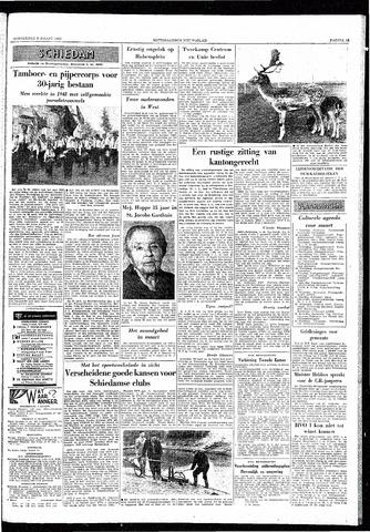 Rotterdamsch Nieuwsblad / Schiedamsche Courant / Rotterdams Dagblad / Waterweg / Algemeen Dagblad 1959-03-05