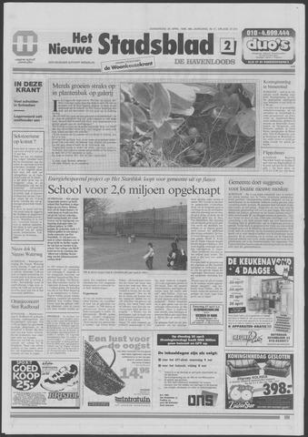 Het Nieuwe Stadsblad 1996-04-25