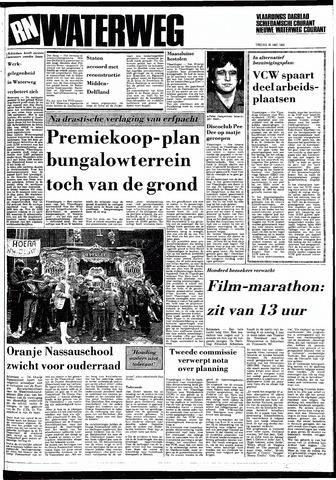 Rotterdamsch Nieuwsblad / Schiedamsche Courant / Rotterdams Dagblad / Waterweg / Algemeen Dagblad 1983-05-20