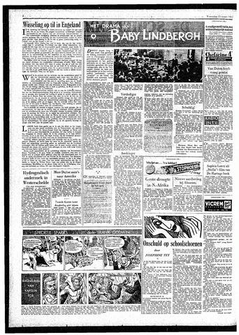 Rotterdamsch Parool / De Schiedammer 1957-03-13