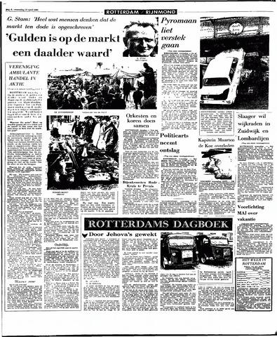 Rotterdamsch Parool / De Schiedammer 1966-04-13