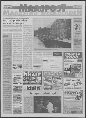 Maaspost / Maasstad / Maasstad Pers 1999-02-10