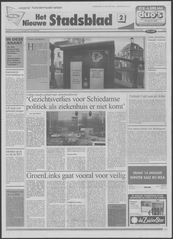 Het Nieuwe Stadsblad 2002-01-10