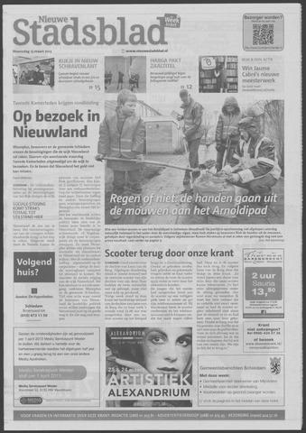 Het Nieuwe Stadsblad 2013-03-13