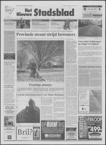 Het Nieuwe Stadsblad 2004-01-07