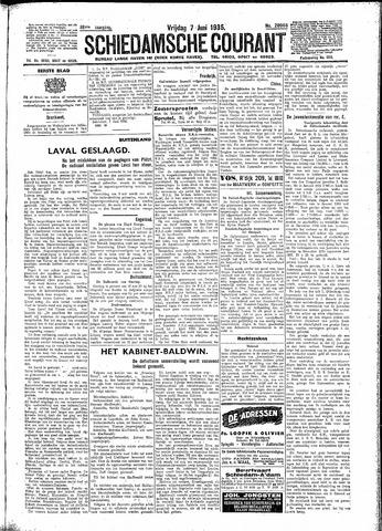 Schiedamsche Courant 1935-06-07