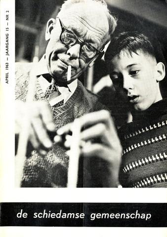 Schiedamse Gemeenschap (tijdschrift) 1963-04-01
