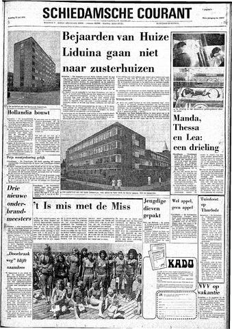 Rotterdamsch Nieuwsblad / Schiedamsche Courant / Rotterdams Dagblad / Waterweg / Algemeen Dagblad 1974-07-22