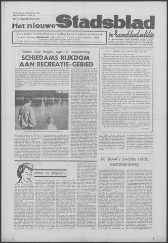 Het Nieuwe Stadsblad 1962-08-01
