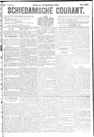 Schiedamsche Courant 1908-09-16