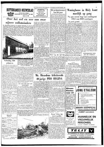 Rotterdamsch Nieuwsblad / Schiedamsche Courant / Rotterdams Dagblad / Waterweg / Algemeen Dagblad 1964-09-30