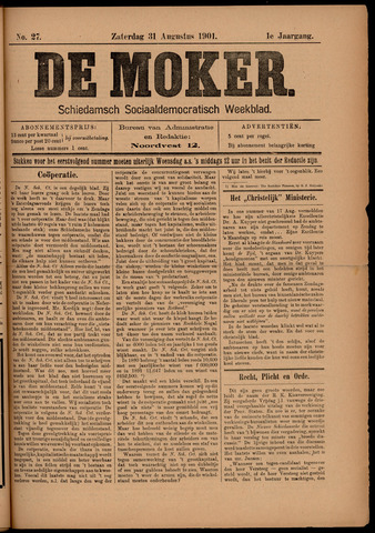 De Moker 1901-08-31