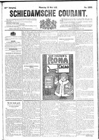 Schiedamsche Courant 1912-05-13