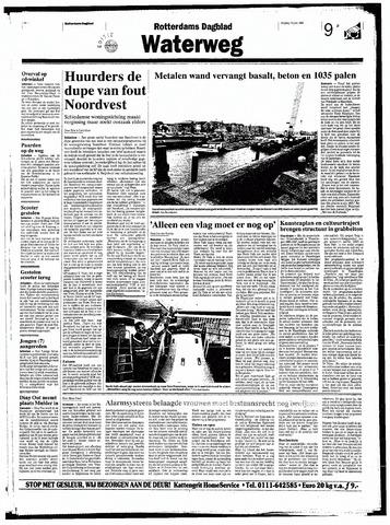 Rotterdamsch Nieuwsblad / Schiedamsche Courant / Rotterdams Dagblad / Waterweg / Algemeen Dagblad 1998-06-12
