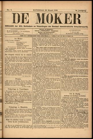 De Moker 1908-03-28