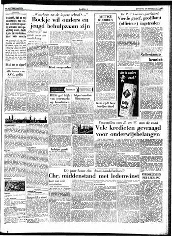 Trouw / De Rotterdammer 1962-02-20