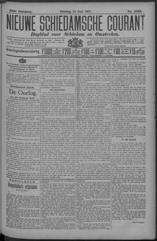 Nieuwe Schiedamsche Courant 1917-06-19