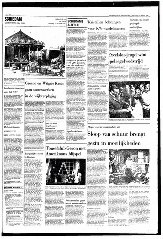 Rotterdamsch Nieuwsblad / Schiedamsche Courant / Rotterdams Dagblad / Waterweg / Algemeen Dagblad 1968-04-26