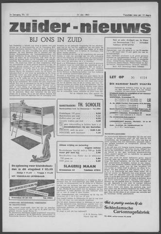 Zuider Nieuws 1963-10-31